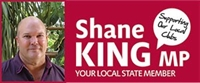 Shane King MP